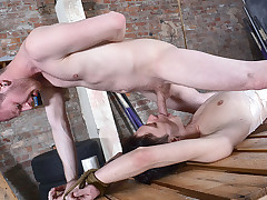 Sean Has A Victim Mouth To Feed! - Xavier Sibley & Sean Taylor
