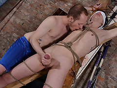 Sean Steals A Load From Sweet Boy Xavier! - Xavier Sibley & Sean Taylor
