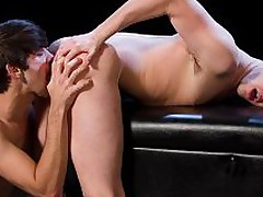 HXLS45 Chase and Aiden Use a Sex Bench